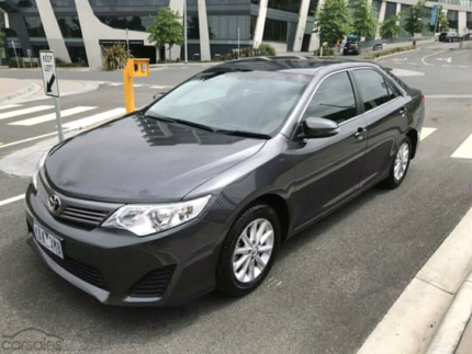 Toyota Camry Southbank Melbourne City Preview