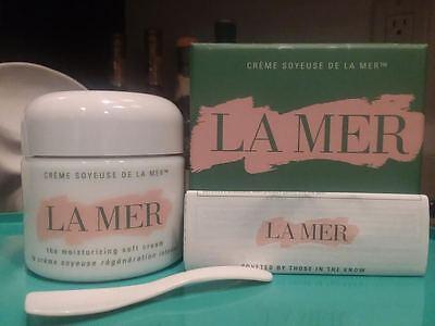 La Mer Creme De La Mer Moisturizing Soft Cream 2 oz.
