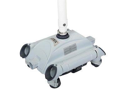 Robot pulitore Intex 28001 per fondo piscina fuoriterra Auto pool Cleaner Rotex