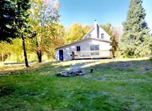 For Rent : House on a 2.3 acres land, 20 minutes to Calypso