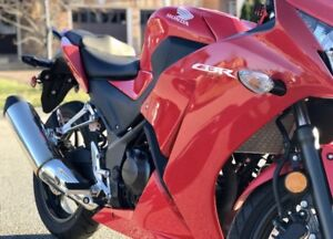CBR300R 2015 Low KM - Showroom Condition - CERTIFIED