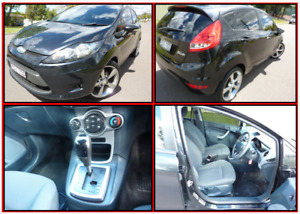 2011 FORD FIESTA AUTOMATIC VERY CLEAN INSIDE OUT LOW KLMS Smithfield Parramatta Area Preview
