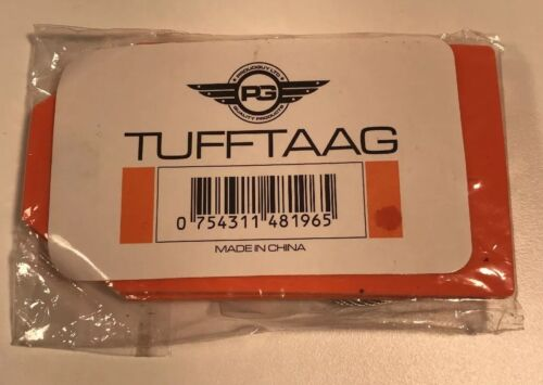 Luggage Tags TUFFTAAG Business Card Holder Suitcase Labels T