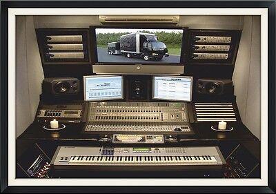 World Class, Audio/Video, Mobile, Remote Truck, Recording Studio in Atlanta, GA