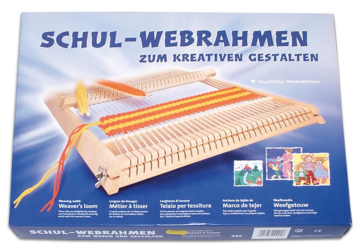 Schulwebrahmen - Webrahmen, Breite 50 cm, 1362.1500