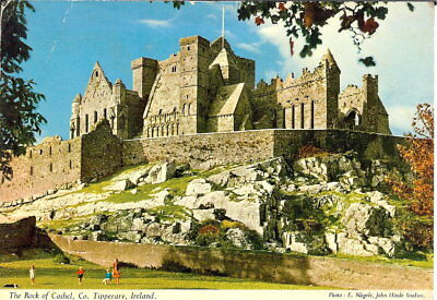 Ireland: The Rock of Cashel, Co. Tipperary - Posted 1979