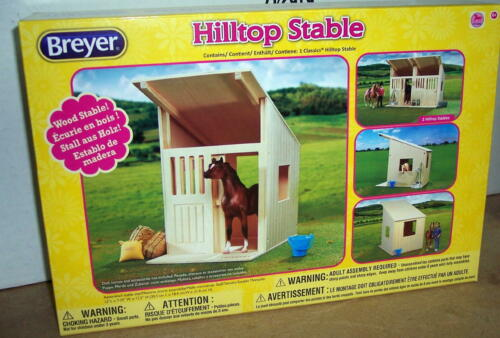 BREYER HORSE  CLASSIC HILLTOP STABLE #596