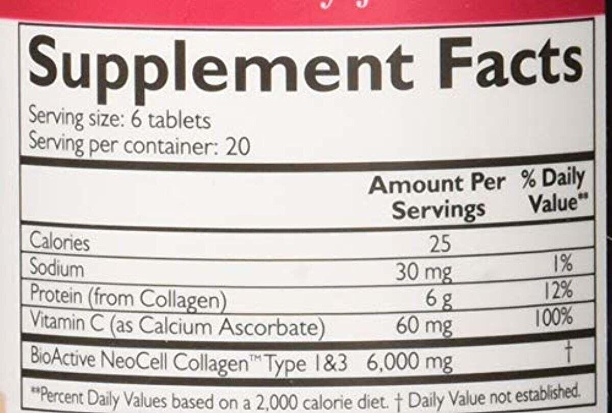 Mejor Colageno Para Tomar Las Articulaciones Marino Hidrolizado Con Vitamina C 5