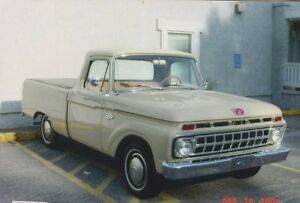 Wanted: 1960-1972 Ford F100