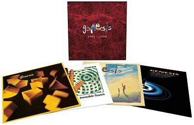 GENESIS - 1983-1998 (Limited Edition) (6 Vinyl LP Box) NEU&OVP!!!