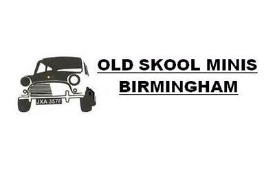 OLD SKOOL MINI PARTS 0121 356 7546