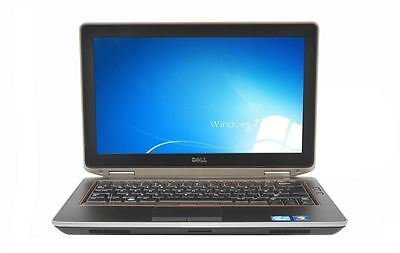 Dell Latitude E6320 Intel i5 2540m 2.6Ghz 4GB Ram 250GB HDD HDMI Win 10 Pro 13""