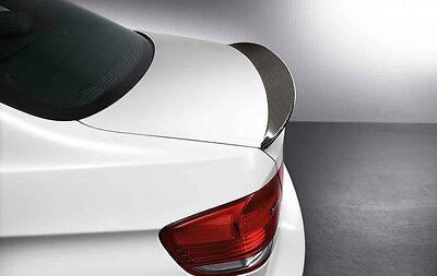 BMW OEM Carbon Fiber Rear Deck Spoiler 2007-2013 E92 3 Series Coupes 51622159805