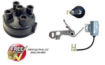 Distributor Ignition Tune Up Kit Massey Ferguson Mf 35 50 65 202 Super 85 88 90