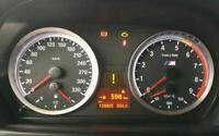 BMW E60 E90 E70 E92 M3 M5 M6 Kombiinstrument Tacho Zurücksetzen Baden-Württemberg - Weinheim Vorschau