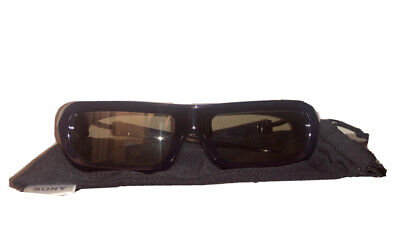 Sony 3D Glasses TDG-BR250 Pair With Carrying Bags