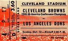 Cleveland Browns Sports Tickets