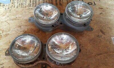 BMW E21 320i Headlights Set