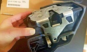 Bmw Front Left Door Lock Actuator Door Lock Latch E90 E60 51217202143 Genuine