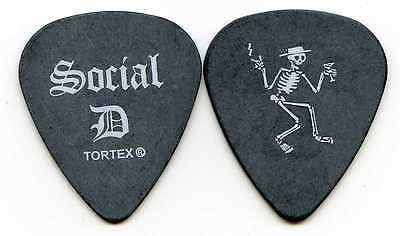 SOCIAL DISTORTION 2005 Rock 'N' Roll Tour Guitar Pick!!! custom concert stage #2
