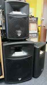 Laney Concept Powered Speakers - STORE CLOSING SALE
