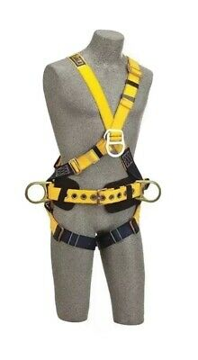 3m Dbi-sala 1101811 Delta Cross-over Construction Style Climbing Harness L