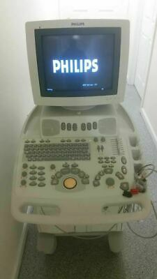 Philips Envisor C Hd Ultrasound Machine