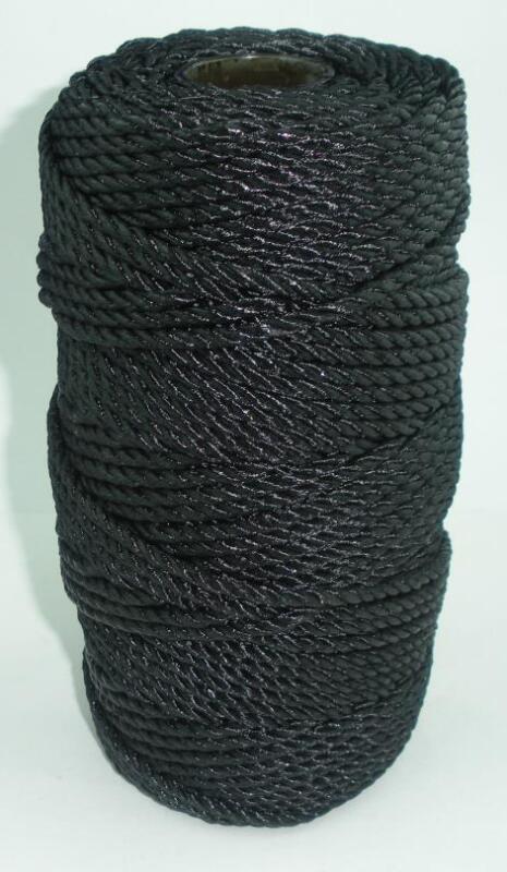 Catahoula 12124 Twisted Tarred Nylon Twine #24 260 Lb. Test 182 ft. 23571