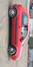 1.2L petrol Ford Fiesta