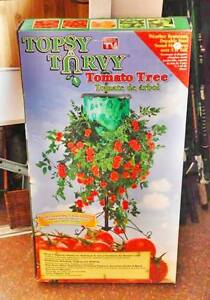 Topsy Turvy Tomato Plant Tree BRAND NEW IN BOX 891 Front Rd.