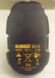 DEWALT 18V 1.3 NI-CD BATTERY
