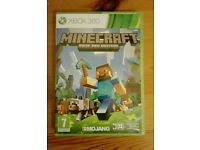 Minecraft xbox 360 edition £10