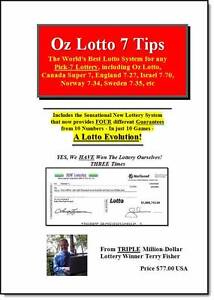 Oz Lotto Book - Improve Your Odds of Winning Oz Lotto Gold Coast Region Preview
