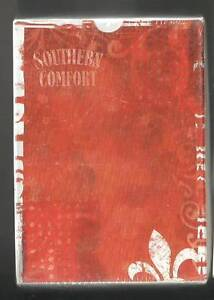 Southern Comfort  playing cards - VINTAGE - unopened Geelong Geelong City Preview