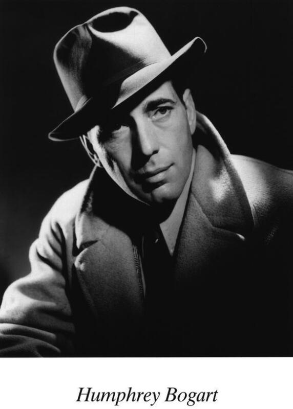 BOGART, HUMPHREY Movie POSTER 27x40 Humphrey Bogart