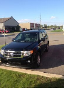 Ford escape XLT 2012  4X4