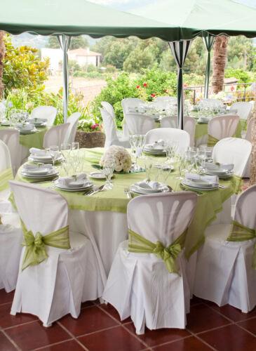 Stilvolle Hochzeitsdekorationen: Diese Dekorationen machen Ihre Hochzeitsfeier unvergesslich