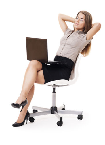 How Office Chairs Can Be Adapted to Promote Health
