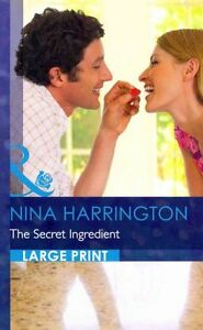 The Secret Ingredient, Harrington, Nina, Very Good Book