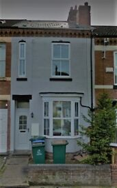 4 Bed House (2 Large / 2 Medium all with double beds)  - Gulson Road CV1 (2 min walk  Cov Uni)