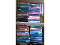 Massive bundle of mills and boon books x 80
