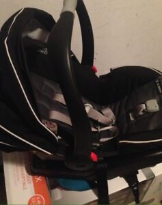 Graco car seat and base.  Barely used!