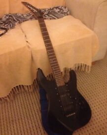 Electric guitar Jackson concept jdr 94 with custom emg pick ups