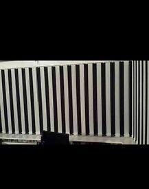 Window blinds 3 vertical blinds £89