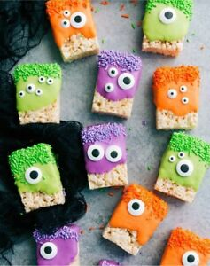 Halloween Treats and Party Boxes