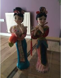Lovely hand made dolls