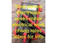 Retired Electrician C&G Qualified