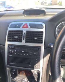 Peugeot 307 XLS. 3 Door hatch back, petrol manual @ Lowestoft