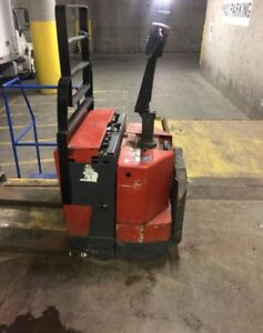 BT Ride-On Electric Pallet Truck *REDUCED*