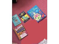 Kids books bundle joblot
